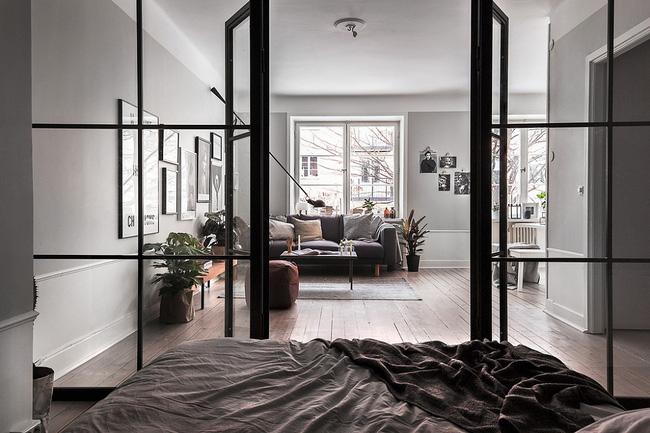 cửa nhôm phong ngủ